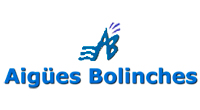 Logo d'Aigües Bolinches